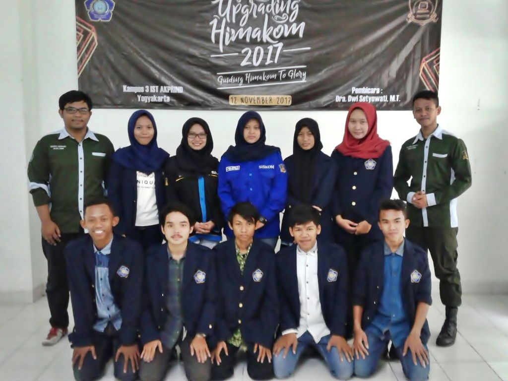 Upgrading HIMAKOM 2017