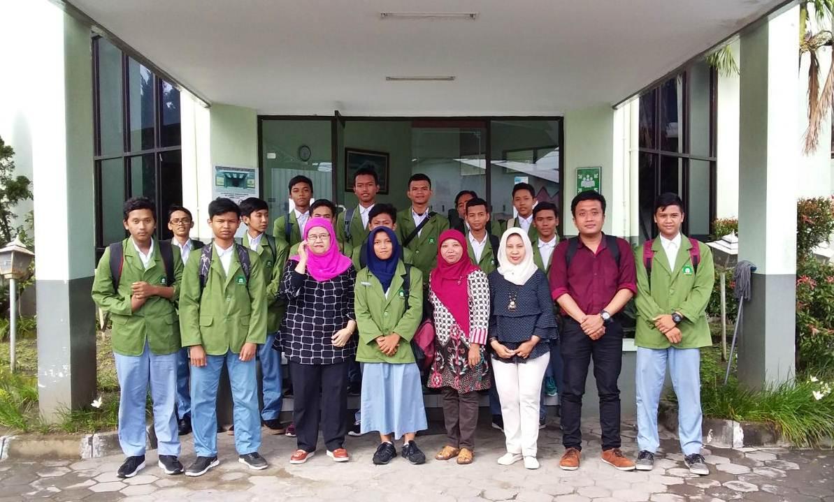 ABDIMAS SMK Nasional Berbah Yogyakarta
