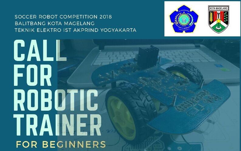 Workshop Perakitan Robot Soccer