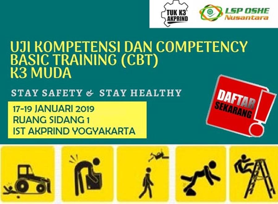 Pelatihan dan Sertifikasi K3 Bagi Umum