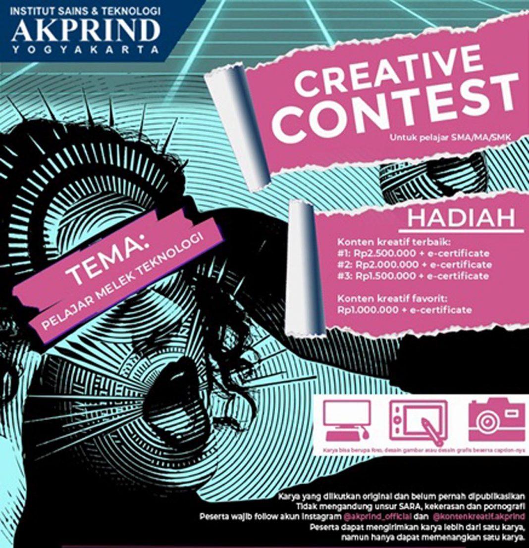 Kompetisi Konten Kreatif 2020