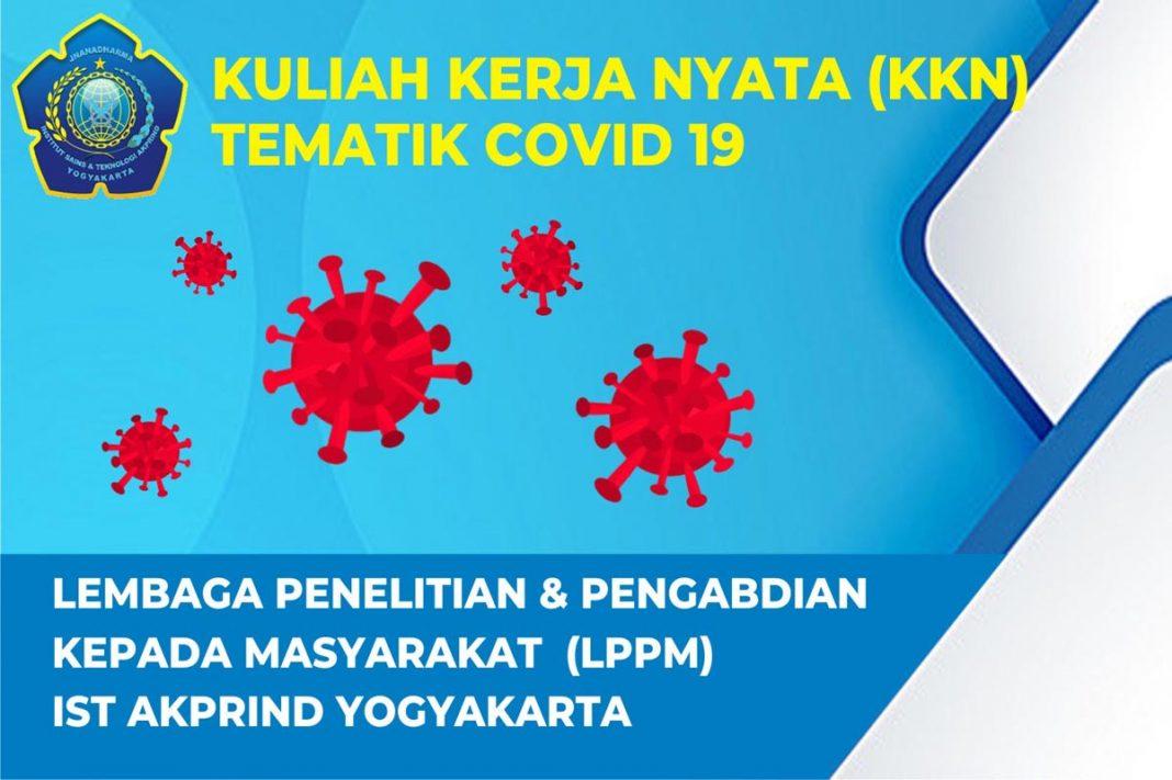 Kuliah Kerja Nyata (KKN) Tematik Covid-19